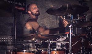 Kay - Drums